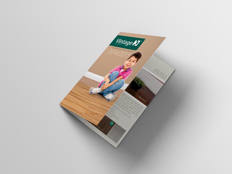 criação de catálogo