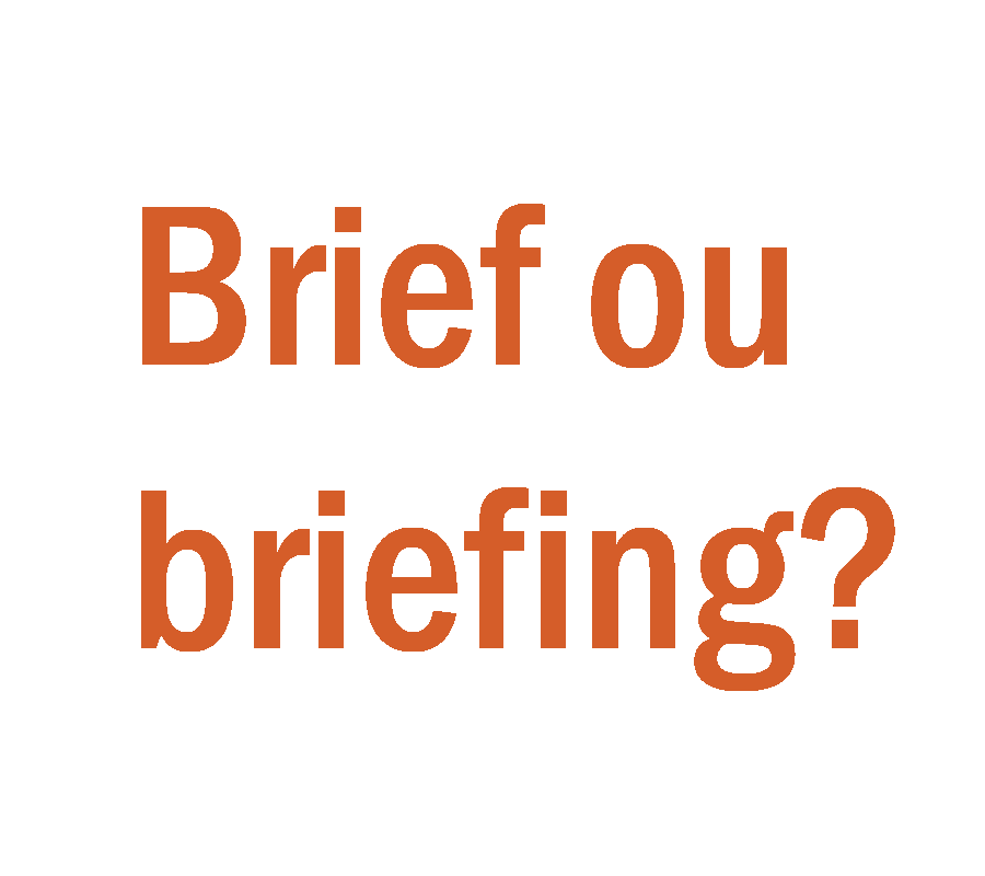 briefoubriefing