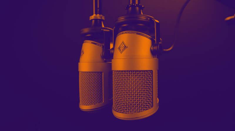 criação de spots para rádio