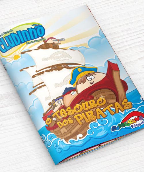 Criacao De Editoriais Revistinha Bumerang 24