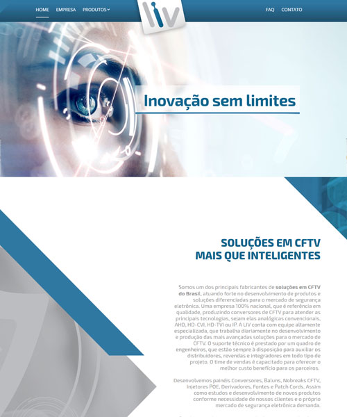 Criacao De Sites Liv