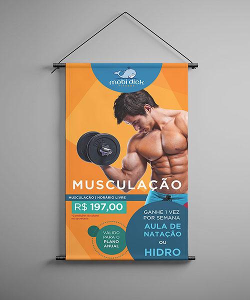 Criacao De Banner Impresso Mobidick 4 Peq