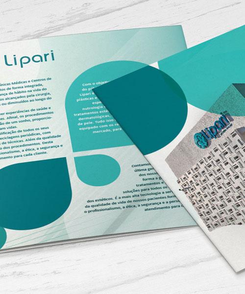 Criacao De Folder Lipari 2