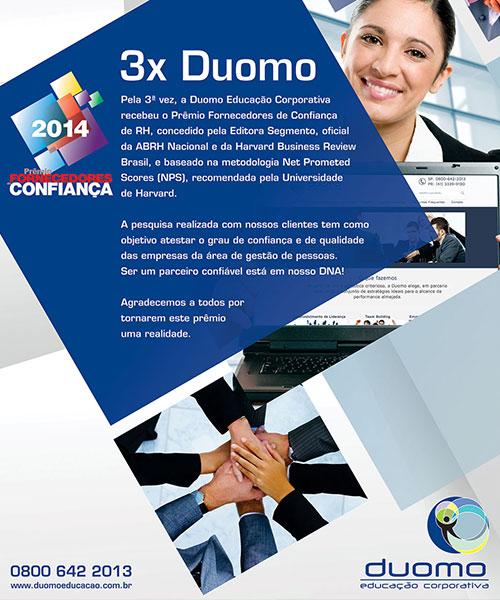 Criacao De Newsletter Duomo 3