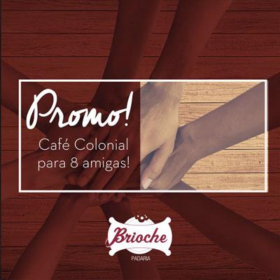 Redes Sociais Brioche Cafe Brioche