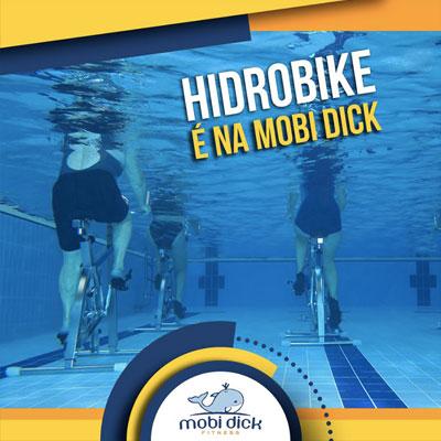 Redes Sociais Mobi Dick Hidrobike Peq