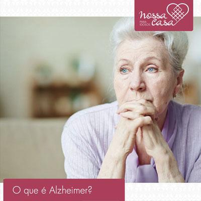 Redes Sociais Nossa Casa Alzheimer