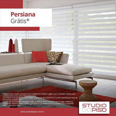 Redes Sociais Studio Do Piso Persiana Gratis